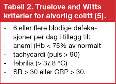 Tabell 2.
