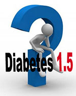 """""""LADA: en miks mellom type 1 og type 2 diabetes?"""""""