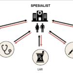 Figur 2. Eksempler på nye modeller for hepatitt C-behandling for rusavhengige pasienter i Norge. Illustrasjonen er modifisert og gjengitt med tillatelse fra professor Jason Grebely, Kirby Institute, Australia.